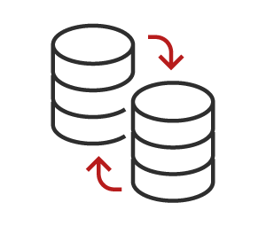 image of a data storage icon for MTI data storage services