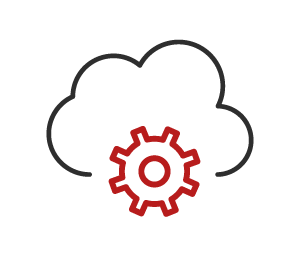 image of iaas icon for MTI's infrastructure as a service cloud service